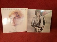 Barry Manilow-Barry LP (Arista) & if I should love again near mint