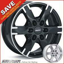 "18"" TITAN ALLOY WHEELS + TYRES - VW CRAFTER / MERC SPRINTER + LOAD RATED!"