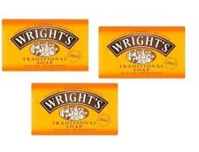 Wright's Antiseptic with Coal Tar Soap 125g All Types Skin Available in Mutipack