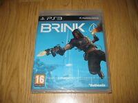 PS3 - Brink - Pal España - Nuevo y Precintado - Playstation 3