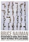 BRUCE NAUMAN Fifteen Pairs of Hands 36.5 x 25 Poster 1996 Pop Art Brown Bronze,