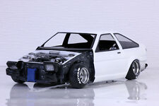 PAB120 PAB802 Pandora 1/10 RC Drift Car Body Toyota Levin AE86 & Inner Set Combo