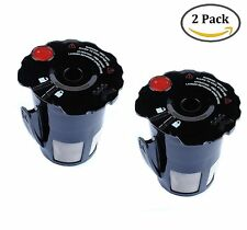 2 Pack Coffee Filter for Keurig 119367 2.0 My K-Cup Updated Model Black Small