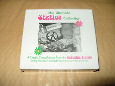 Ultimate Sixties Collection [K-Tel] (1998) 4 cd  100 tracks Excellent Condition