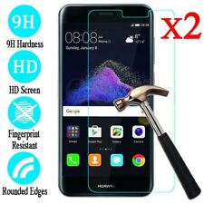 2 Pack Tempered Glass Screen Protector For Huawei P8 / P9 / P10 Plus / Lite 2017