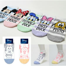 Women Socks Big Kids Cute Mickey Mouse Cartoon Disney Character Socks 7 Pairs