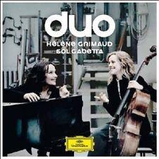 """HELENE/GABETTA,SOL GRIMAUD """"DUO"""" CD NEU"""