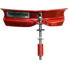 The RimRiser Cross Stick Performance Enhancer Red Sparkle