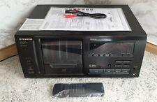 Pioneer PD-F706 CD-Wechsler mit Fernbedienung in einem sehr gepflegtem Zustand