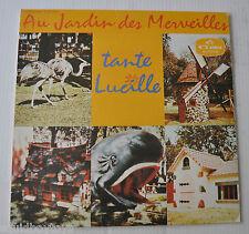 TANTE LUCILLE: Au Jardin des Merveilles LP Record Quebec Television Show 60s