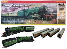 Hornby Flying Scotsman Train Set 00 Gauge R1039 - Great Condition