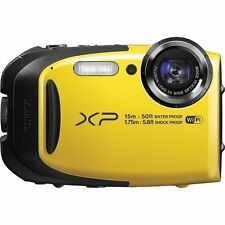 Fujifilm Yellow Digital Cameras