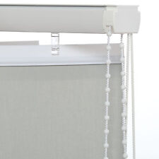 Lamellenvorhang Vertikal Jalousie 127 mm Lamelle Hellgrau Vorhang Streifen Rollo