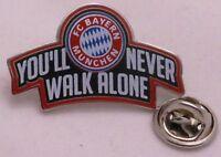 PIN + FC Bayern München Signet + You´ll never walk alone + Lizenz 2015/2016 (17)