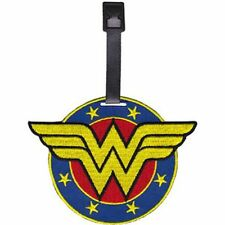 WONDER WOMAN - LUGGAGE TAG - BRAND NEW - DC COMICS JUSTICE LEAGUE 0006