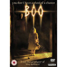 Boo NEW PAL Arthouse DVD Anthony Ferrante T.Coren