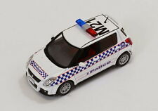 Suzuki Swift Melbourne Police 2010 J-Collection JC157 1:43