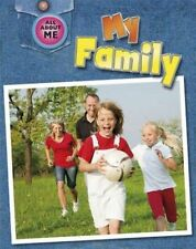 My Family (All About Me), Very Good Condition Book, Jenner, Caryn, ISBN 97814451