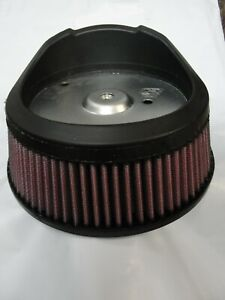 Arlen Ness Stage I Big Sucker Replacement Air Filter 2014-16 Harley-Davidson FL