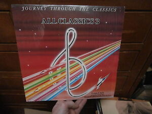 LP VINILE JOURNEY THROUGH THE CLASSICS-ALL CLASSICS 3 LOUIS CLARK