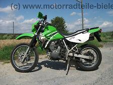 Ersatz-Teile Kawasaki KLR650C. HIER = 1x fairing Seiten-Verkleidung Abdeckung L.