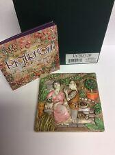 Picturesque Harmony Kingdom Tile Byron's Secret Garden Love's Labours