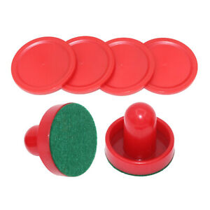Air Hockey Paddles and Pucks Small Size for Kids Adult Entertainment Gift