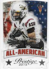 2015 Prestige Football All-American Singles - U Pick - Complete Your Set!