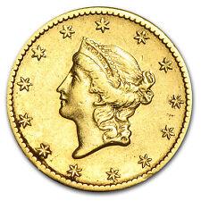 $1 Liberty Head Gold Type 1 Cleaned (Random Year) - SKU #55499