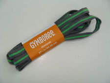 Gymboree Shoelaces 37 1/2 Inches Green Gray New
