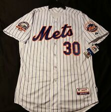 NOLAN RYAN, New York Mets, authentic Majestic jersey with SHEA PATCH size 60 4XL