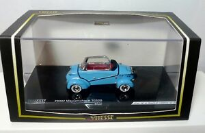 Messerschmitt TG500 Blue - Vitesse 1/43