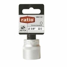 "LLAVE VASO 1/2"" 15 MM.RATIO"
