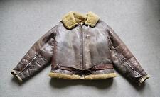 1940s Battle of Britain WWII 1st Pattern IRVIN Flight Jacket