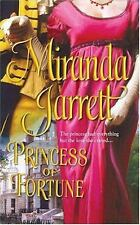Princess of Fortune (Harlequin Historical), Jarrett, Miranda,0373293216, Book, G