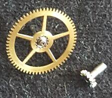 Rolex Caliber 1535 Part Number 7950 (Center Wheel + Canon Pinion)