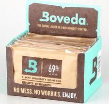 12 x Boveda Humidipak 2-way Humidifer groß 69% Boveda Befeuchter für Humidore