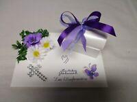 ღ Geldgeschenk zur Konfirmation   ღ Geschenkbox Geld Box