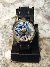 Vintage wind-up 1977 Wonder Woman Comic Character Superhero Watch by Dabs