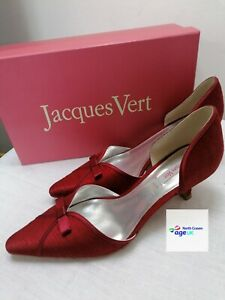 Jacques Vert Mother of the Bride Shoes UK size 5
