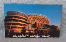 Stadium Australia Sydney Thin Magnet, Souvenir, Travel, Refrigerator
