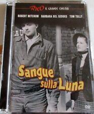 SANGUE SULLA LUNA VENTO DI TERRE SELVAGGE Blood on the moon R Mitchum DVD JEWELL