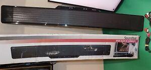 KONIG Electronics Sound Bar Soundbar HAV-SB250 Black 102cm with cables