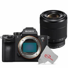Sony Alpha a7R III Mirrorless Digital Camera with Sony 28-70mm FE OSS Zoom Lens