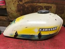 Kawasaki KZ400 Gas Tank  KZ 400  Fuel  Vintage Cafe Custom Paint TOOT