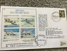 CONCORDE FIRST DAY COVER