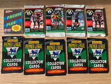 Topps football cartes collection Stadium Club 1992 non ouvert Pack RARE
