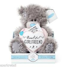 "Me To You - 9"" Beautiful Girlfriend Bear with Heart Tatty Teddy G01W6360"