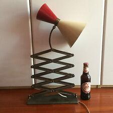 GIUSEPPE OSTUNI lampada table lamp lampe ARTELUCE SARFATTI ANGELO LELII STILNOVO
