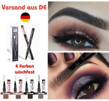 Tattoo Augenbrauen 3D Stift Microblading wasserfest 4 Farben 🔥Nimm 2 & spare!🔥